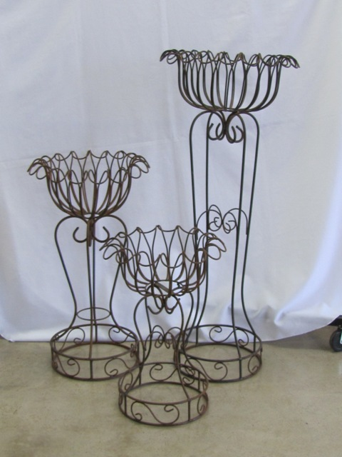Curltop Plant Stands
