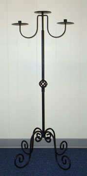 Wrought Iron Unity $13