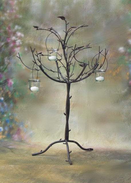 4′ Votive Tree $15