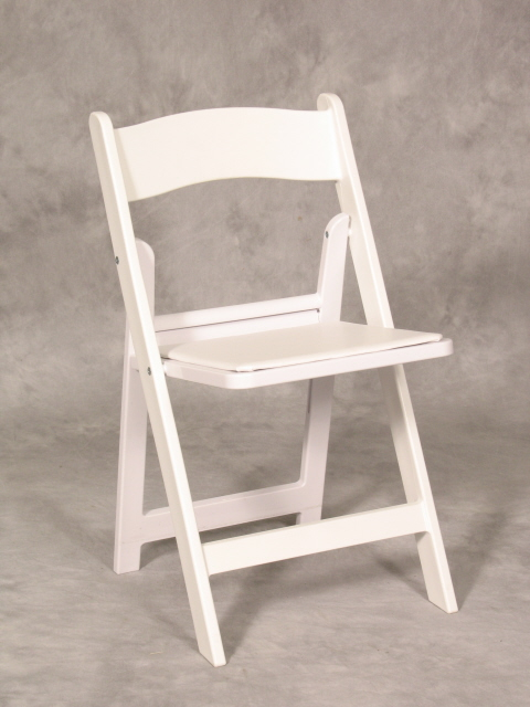 Padded Folding Chair $2