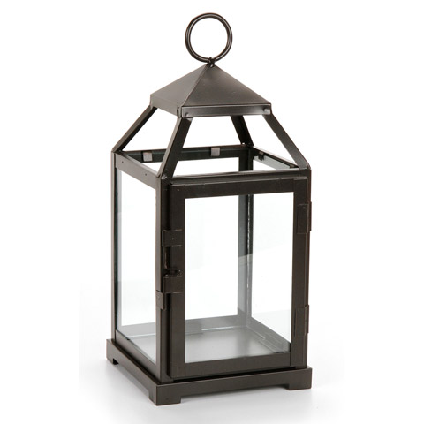 Dark Brown Lantern $3.50