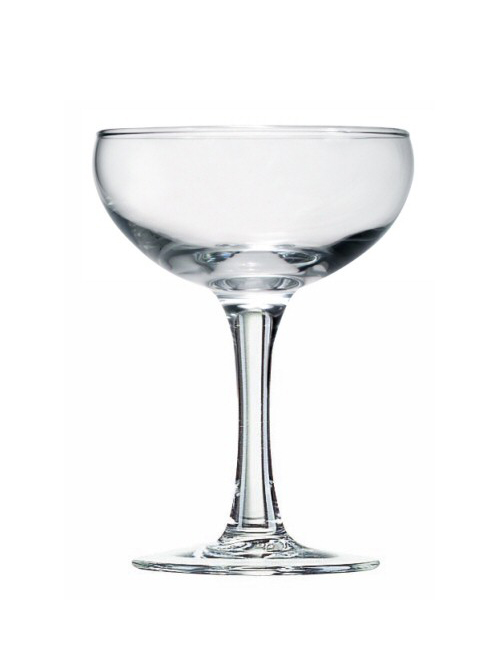 Champagne Glass $.50