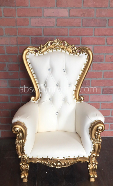 Childs Throne Chair $100