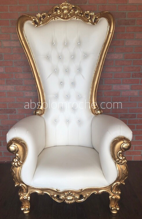 Throne Chair $150