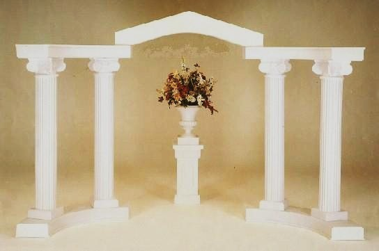 Colonnade Arch Set $107