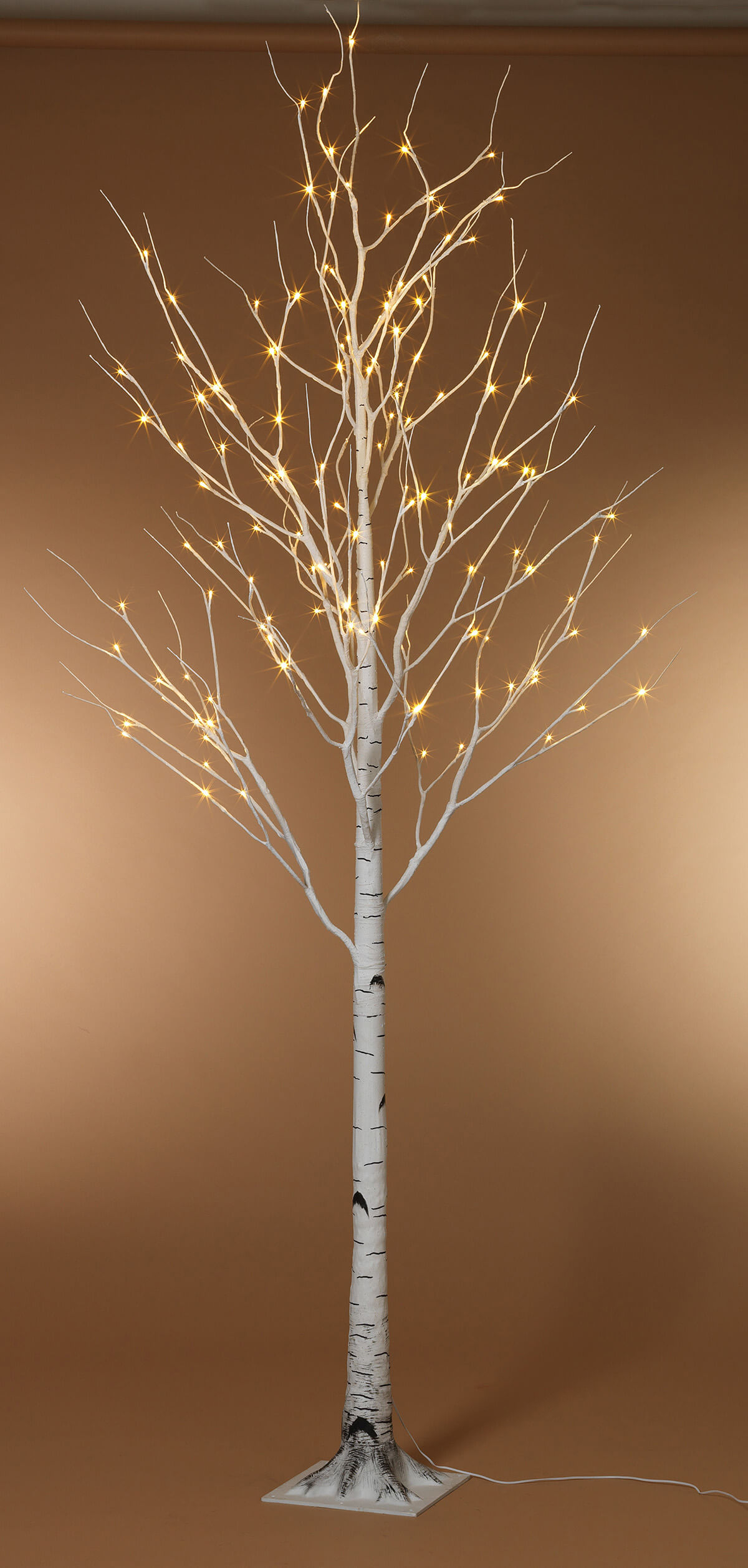 White Lighted Tree $10